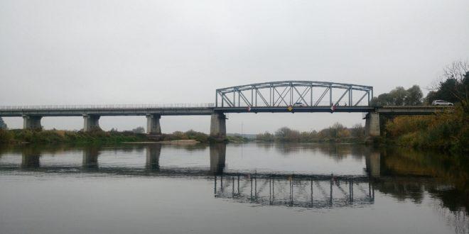most w Rogalinku
