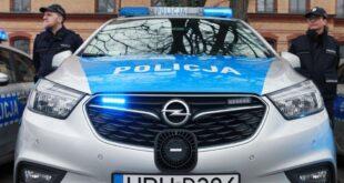 Policja - Radiowóz policyjny