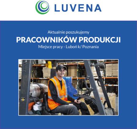 Luvena - pracownicy produkcji