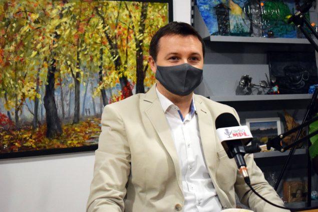Michał Popławski I Zastępca Burmistrz Miasta Luboń