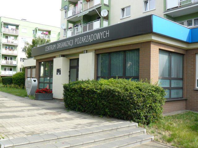 Centrum Organizacji Pozarządowych