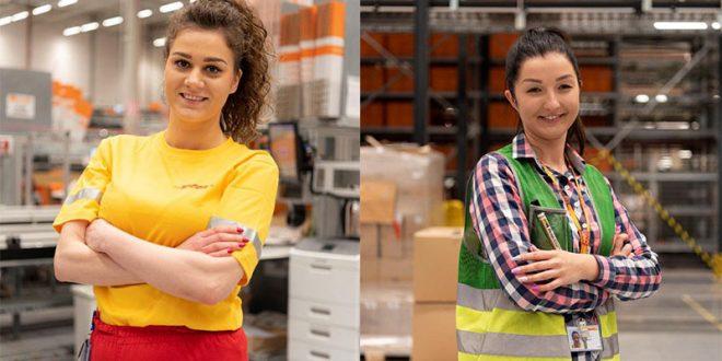 Pracownicy DHL